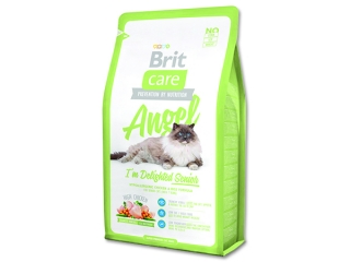 BRIT Care Cat Angel I`m Delighted Senior 400g
