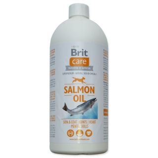BRIT Dog Care Salmon Oil 1000ml