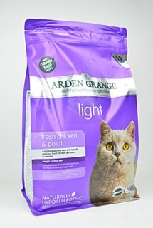 ARDEN GRANDE Cat Light Chicken&Potato 8kg