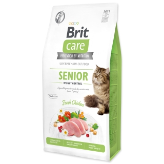 BRIT Care Cat Grain-Free Senior Weight Control 0,4kg