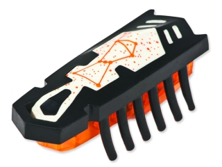 Hračka HEXBUG nano Glows in the Dark šváb fosforeskující mix barev