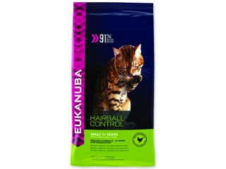EUKANUBA Cat Adult Hairball Control 2kg