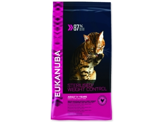 EUKANUBA Cat Adult Sterilised / Weight Control 3kg